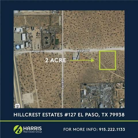 TBD Tbd, El Paso, TX 79938 (MLS #843690) :: Summus Realty