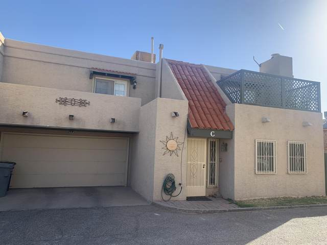 1583 Bengal Drive C, El Paso, TX 79935 (MLS #843735) :: Preferred Closing Specialists
