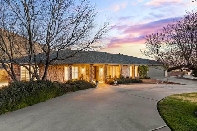 1004 Singing Hills Drive, El Paso, TX 79912 (MLS #843878) :: Summus Realty