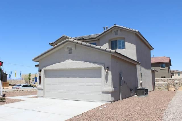 12935 Aberdare Drive, El Paso, TX 79928 (MLS #844048) :: The Purple House Real Estate Group