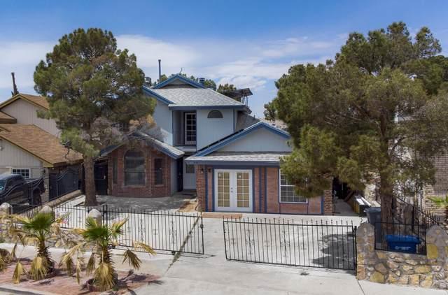 1779 Leroy Bonse Drive, El Paso, TX 79936 (MLS #844250) :: Preferred Closing Specialists