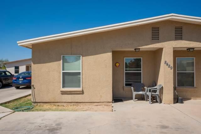 8489 Roseway Drive, El Paso, TX 79907 (MLS #844363) :: Summus Realty
