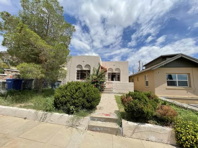 2503 Federal Avenue, El Paso, TX 79930 (MLS #844400) :: The Matt Rice Group