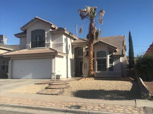 3409 Eileen Drive, El Paso, TX 79904 (MLS #844512) :: The Purple House Real Estate Group