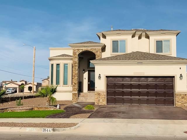 3144 Spring Willow, El Paso, TX 79938 (MLS #844519) :: Summus Realty