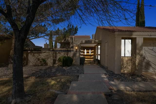 1076 Los Jardines Circle, El Paso, TX 79912 (MLS #844567) :: Summus Realty