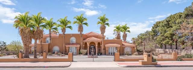 12105 Double Jay Drive, El Paso, TX 79936 (MLS #844603) :: Summus Realty