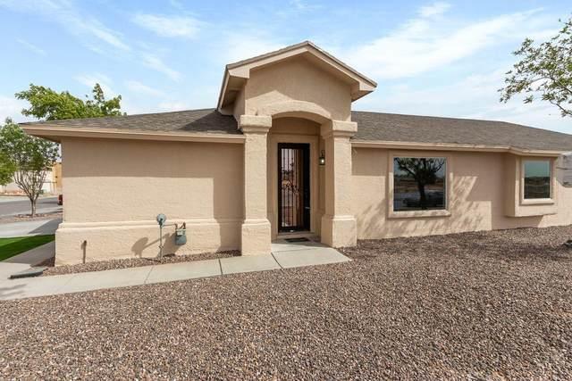12400 Sombra Fuerte Drive, El Paso, TX 79938 (MLS #844688) :: Preferred Closing Specialists