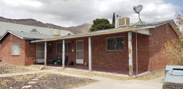 2631 Gold Avenue, El Paso, TX 79930 (MLS #844788) :: Preferred Closing Specialists