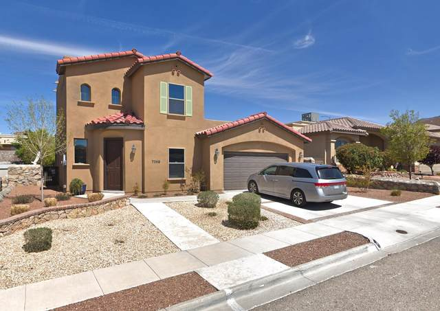 7369 Gulf Creek Drive, El Paso, TX 79911 (MLS #844907) :: Preferred Closing Specialists