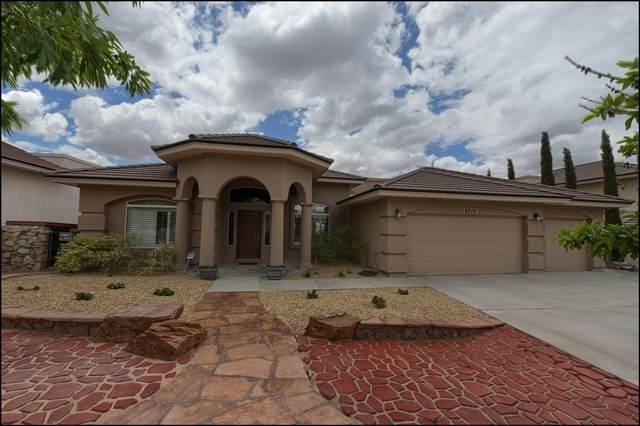 6714 Heritage Ridge Way, El Paso, TX 79912 (MLS #844918) :: Summus Realty