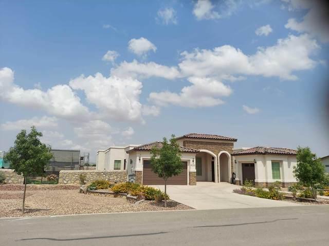 6333 Camino Nogal Dr, El Paso, TX 79932 (MLS #844964) :: Mario Ayala Real Estate Group