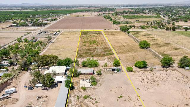 11971 Coker Road, Socorro, TX 79927 (MLS #845116) :: The Matt Rice Group