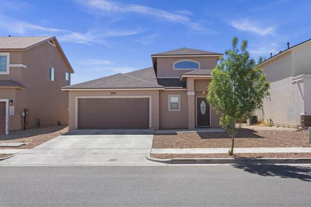 3205 Willie Cager, El Paso, TX 79938 (MLS #845321) :: Jackie Stevens Real Estate Group brokered by eXp Realty