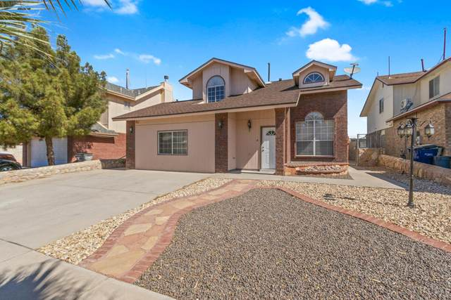 11945 Crown Oaks Court, El Paso, TX 79936 (MLS #845386) :: Preferred Closing Specialists