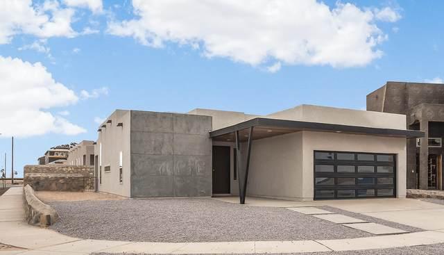 2841 Sammy Cervantes, El Paso, TX 79938 (MLS #845448) :: Mario Ayala Real Estate Group