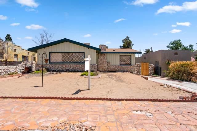 614 E Baltimore Drive, El Paso, TX 79902 (MLS #845601) :: Summus Realty