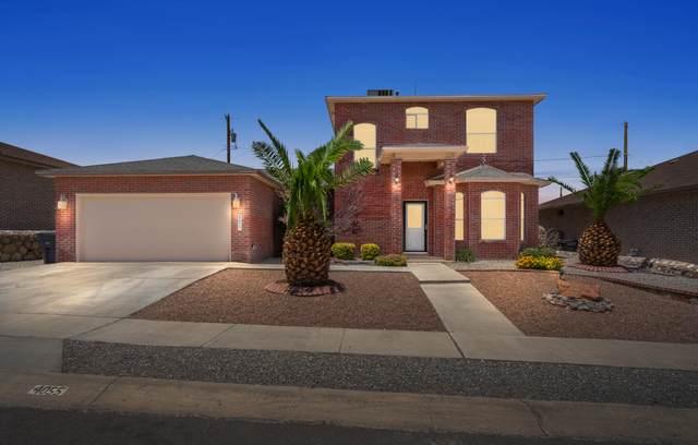 4055 Tibuni Place, El Paso, TX 79904 (MLS #845962) :: Jackie Stevens Real Estate Group
