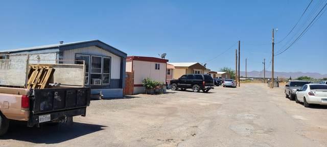 8484 Alameda Avenue, El Paso, TX 79907 (MLS #846078) :: Red Yucca Group