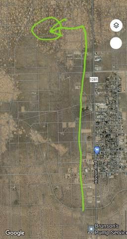 TBD Hardin Street, Horizon City, TX 79928 (MLS #846163) :: Summus Realty