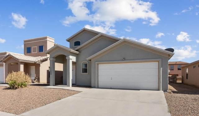 11620 Mocha Dune Drive, El Paso, TX 79934 (MLS #846252) :: Preferred Closing Specialists
