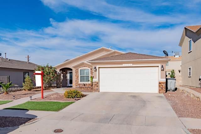 3120 Java Chip Place, El Paso, TX 79938 (MLS #846292) :: The Matt Rice Group