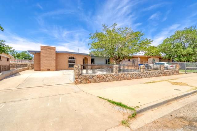 10409 Hermes Drive, El Paso, TX 79924 (MLS #846344) :: The Matt Rice Group
