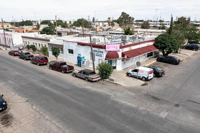 900 Hills Street, El Paso, TX 79901 (MLS #846414) :: Preferred Closing Specialists