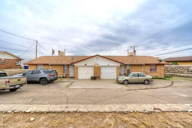 8908 Leo Street, El Paso, TX 79904 (MLS #846435) :: The Matt Rice Group