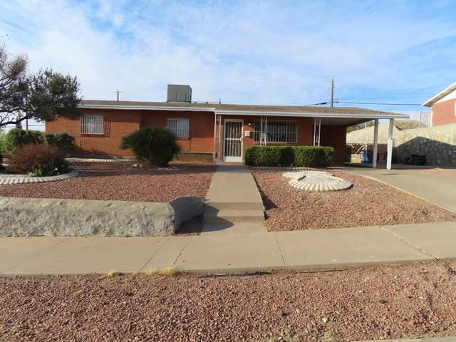 3508 Titanic Avenue, El Paso, TX 79904 (MLS #846506) :: The Matt Rice Group