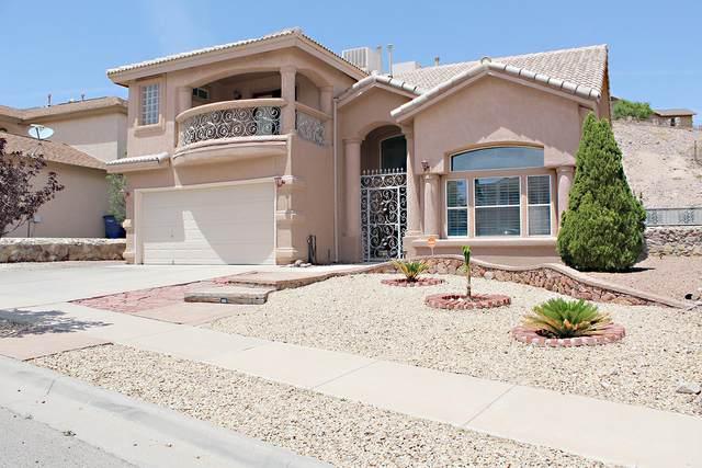 1606 Playa Del Sol Street, El Paso, TX 79911 (MLS #846564) :: The Matt Rice Group