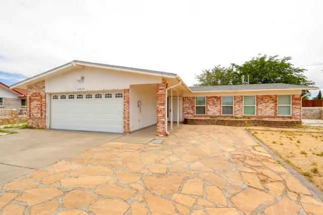 10824 Pico Norte Road, El Paso, TX 79935 (MLS #846607) :: Preferred Closing Specialists