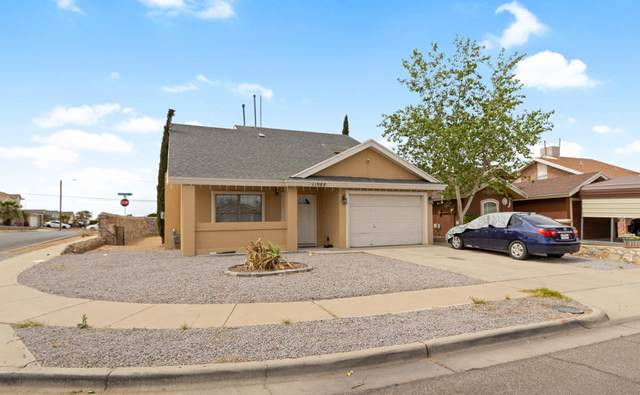 11988 Waterside Drive, El Paso, TX 79936 (MLS #846744) :: The Matt Rice Group