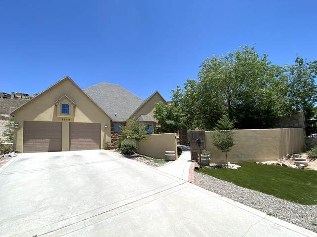 3719 Laguna Lane, El Paso, TX 79902 (MLS #846855) :: The Purple House Real Estate Group