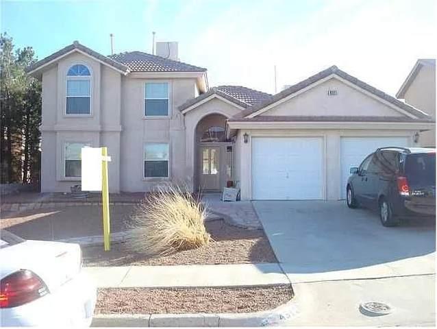 4312 John B Oblinger Drive, El Paso, TX 79934 (MLS #846975) :: Red Yucca Group