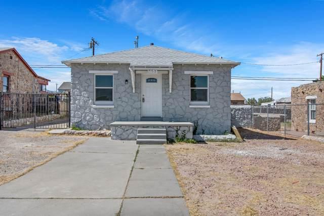 3823 Monroe Avenue, El Paso, TX 79930 (MLS #847150) :: Jackie Stevens Real Estate Group