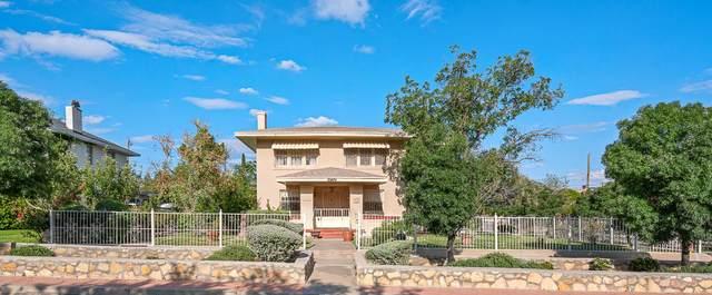 1500 Elm Street, El Paso, TX 79930 (MLS #847226) :: Jackie Stevens Real Estate Group
