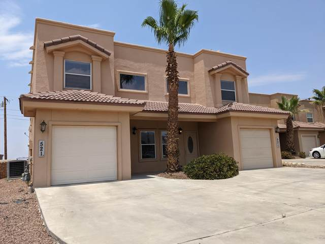 521 Green Village Court A, El Paso, TX 79912 (MLS #847310) :: Red Yucca Group
