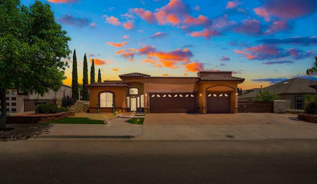 13445 Emerald Creek Dr. Drive, Horizon City, TX 79928 (MLS #847389) :: The Matt Rice Group