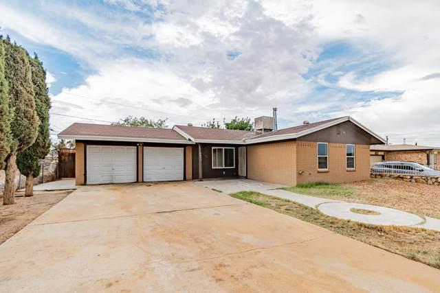 4809 Blossom Avenue, El Paso, TX 79924 (MLS #847569) :: Mario Ayala Real Estate Group