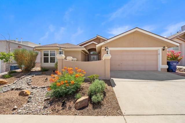 1417 Black Ridge Drive, El Paso, TX 79912 (MLS #847574) :: The Matt Rice Group