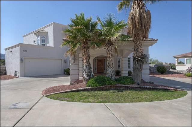 6478 Calle Del Sol Drive, El Paso, TX 79912 (MLS #847588) :: The Matt Rice Group