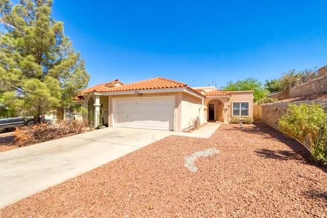 241 N Alto Mesa Drive B, El Paso, TX 79912 (MLS #847654) :: Jackie Stevens Real Estate Group