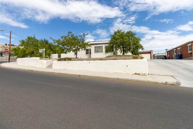 924 Mesita Drive, El Paso, TX 79902 (MLS #847659) :: Red Yucca Group