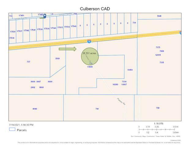 005 Culberson County, Van Horn, TX 79855 (MLS #847708) :: Preferred Closing Specialists