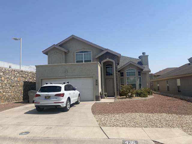 436 Millstone Court, El Paso, TX 79932 (MLS #847805) :: Jackie Stevens Real Estate Group