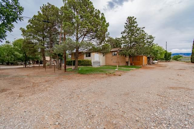 250 Chicken Farm Road, Vinton, TX 79821 (MLS #847808) :: Red Yucca Group
