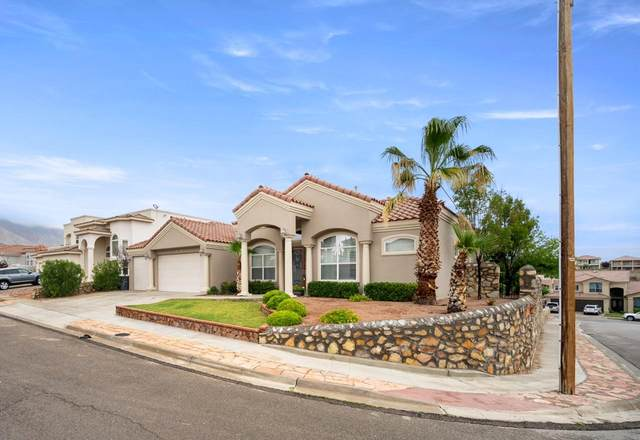 6352 Franklin Bluff Drive, El Paso, TX 79912 (MLS #848256) :: Red Yucca Group