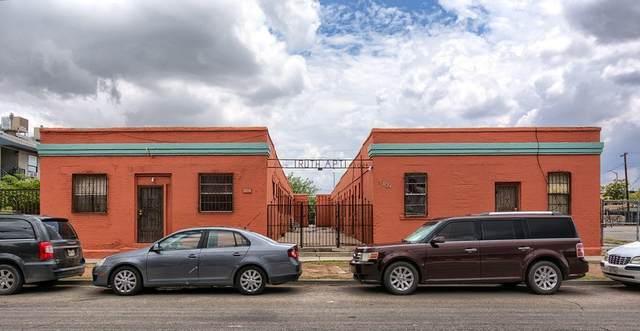 3024 Frutas Avenue, El Paso, TX 79905 (MLS #848262) :: Red Yucca Group