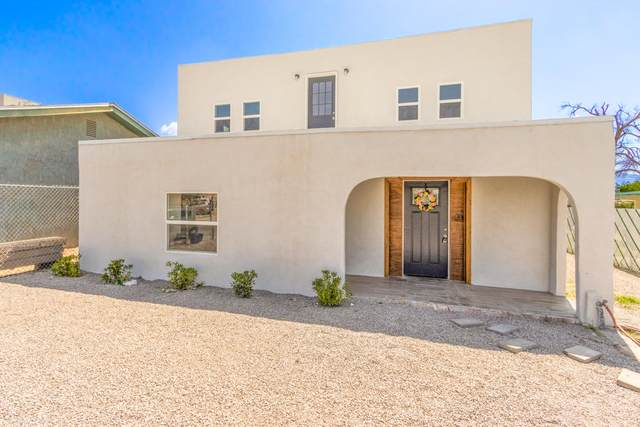 7008 2ND Street, Canutillo, TX 79835 (MLS #848286) :: Red Yucca Group